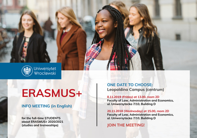 image: Erasmus+ 2020/21 info meeting