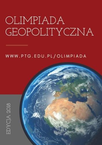 image: I Międzynarodowa Olimpiada Geopolityczna
